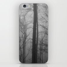 Foggy Forest iPhone & iPod Skin