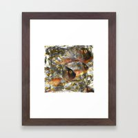 schools out Framed Art Print