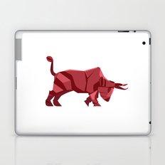 Origami Bull Laptop & iPad Skin