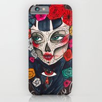 iPhone & iPod Case featuring Mexican SK by LucreziaU's Illustration