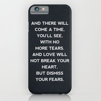 iPhone & iPod Case featuring After The Storm by Zyanya Lorenzo