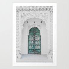 Jodhpur Art Print