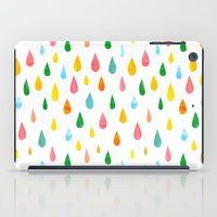 Happy Rain iPad Case