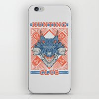 Hunting Club: Lagiacrus iPhone & iPod Skin