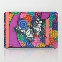 Butterfly C iPad Case