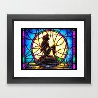 -R-e-L- Framed Art Print