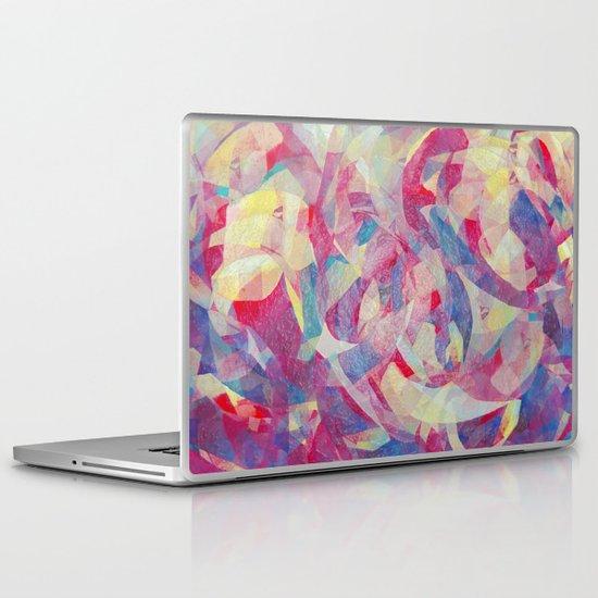 In Sanity Laptop & iPad Skin
