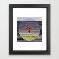 towe Framed Art Print