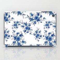 FOLK FLOWERS iPad Case