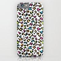 Crazy Leopard iPhone 6 Slim Case
