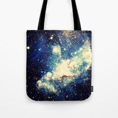 Galaxy NebulA Tote Bag