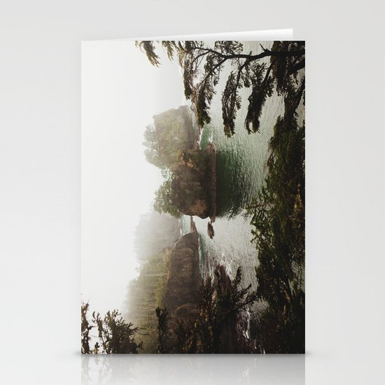 Cape Flattery Stationery Card