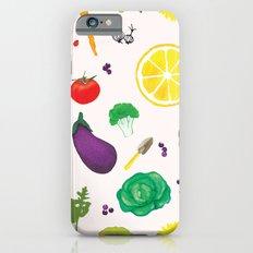 Delicious Vegetables iPhone 6 Slim Case