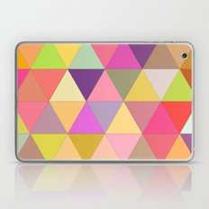 Happy geometry Laptop & iPad Skin