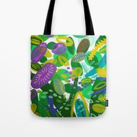 Between The Branches. II… Tote Bag