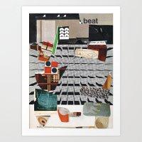 PLSTCBT Art Print