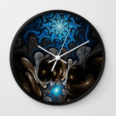 Elements: Water Wall Clock