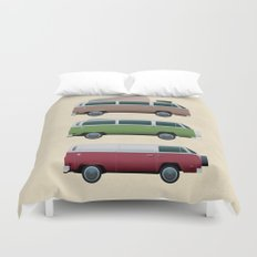 VW Camper Duvet Cover