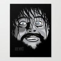 WWE - Bray Wyatt Canvas Print