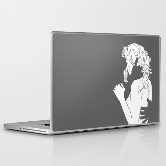 this is my truth tell me yours Laptop & iPad Skin