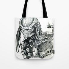 Predator. Tote Bag