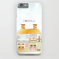 iPhone & iPod Case featuring I {❤} Dollhouse by lilycious