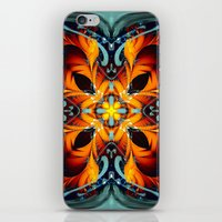 Mandala #7 iPhone & iPod Skin