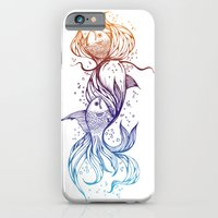 iPhone & iPod Case featuring Cascade by Kyle Naylor