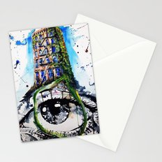 Eyeffel Tower Stationery Cards