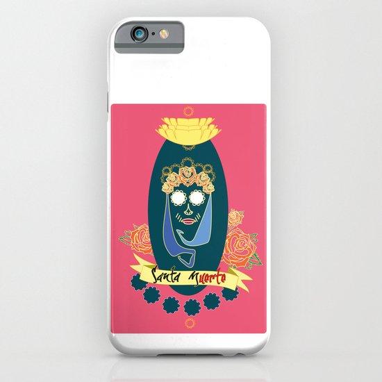 S a n t a MUERTE iPhone & iPod Case