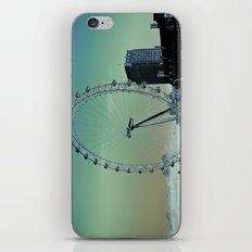 London Eye Art iPhone & iPod Skin