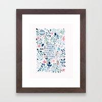 I'll Meet You There Framed Art Print