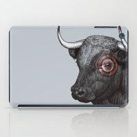 Bullseye iPad Case