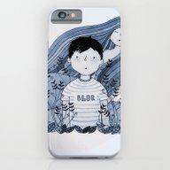 Boy And Mermaid iPhone 6 Slim Case