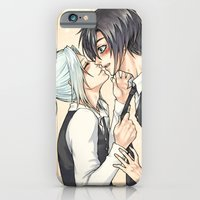 Come on and Kiss me iPhone 6 Slim Case