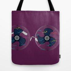 WindGlasses Tote Bag