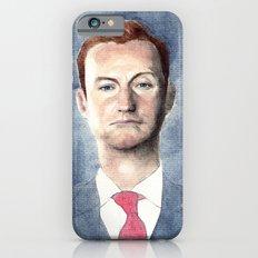 Mycroft Holmes iPhone 6 Slim Case