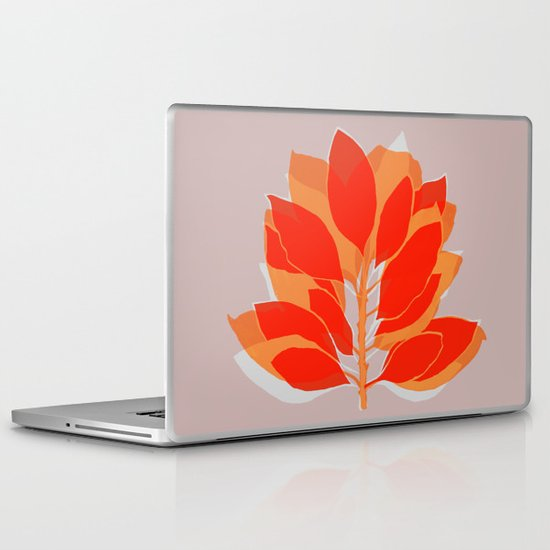 Blossom Spice Laptop & iPad Skin