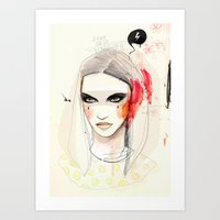 I Got To Be Insane Art Print