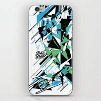 Street Diamond iPhone & iPod Skin