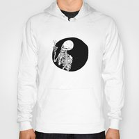 Skeleton Wink Hoody