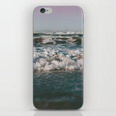 Ocean Crash iPhone & iPod Skin
