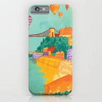 iPhone & iPod Case featuring Bristol by Emma Randall
