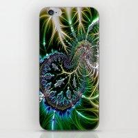 Leaf 0 iPhone & iPod Skin