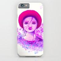 Sad Purple iPhone 6 Slim Case