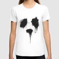 panda T-shirts featuring PANDA by Sara Eshak
