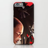 iPhone & iPod Case featuring V (For Vendetta) by Chris B. Murray