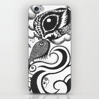 Two Elements iPhone & iPod Skin