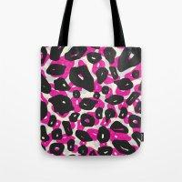 Leopard Print 1 Tote Bag