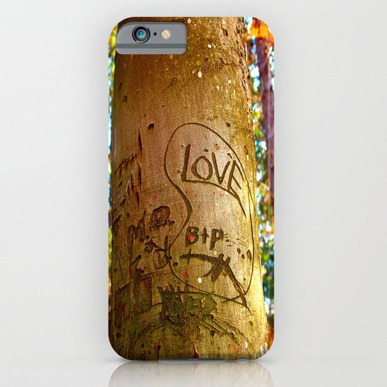 South park love iPhone & iPod Case